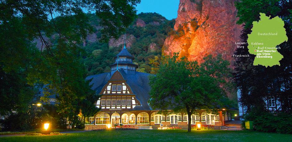 Bad Kreuznach Weihnachtsmarkt.Hotels Pensionen Ferienwohnungen Bad Munster Am Stein